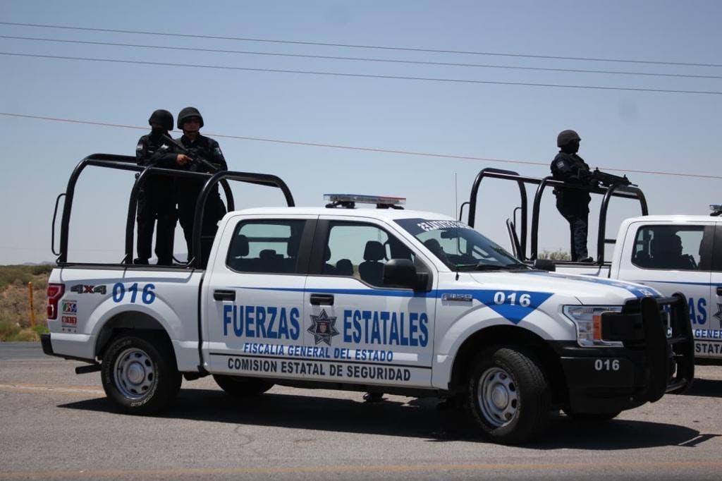 Policía Chihuahua