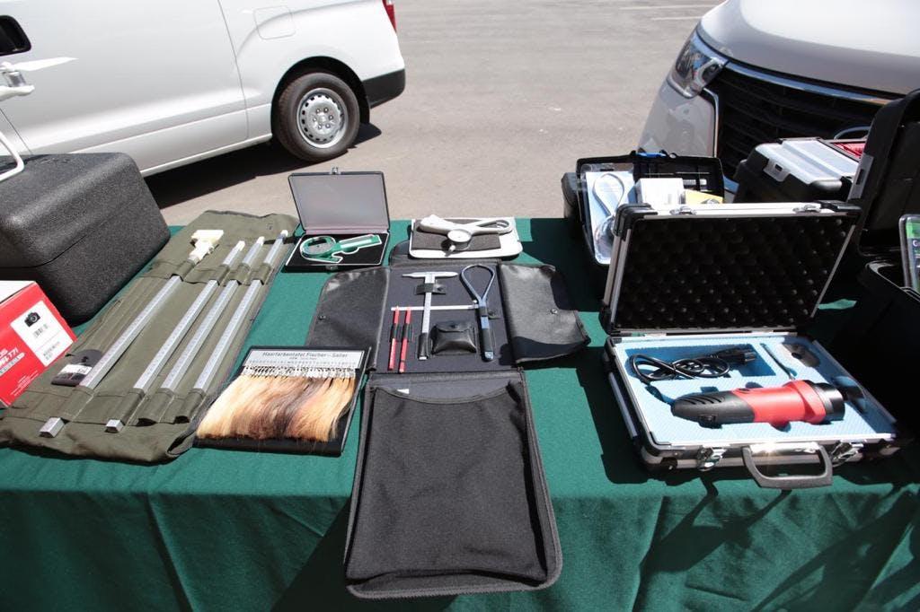 Equipos para la exhumación de cuerpos de desaparecidos. Coahuila, corrupción.