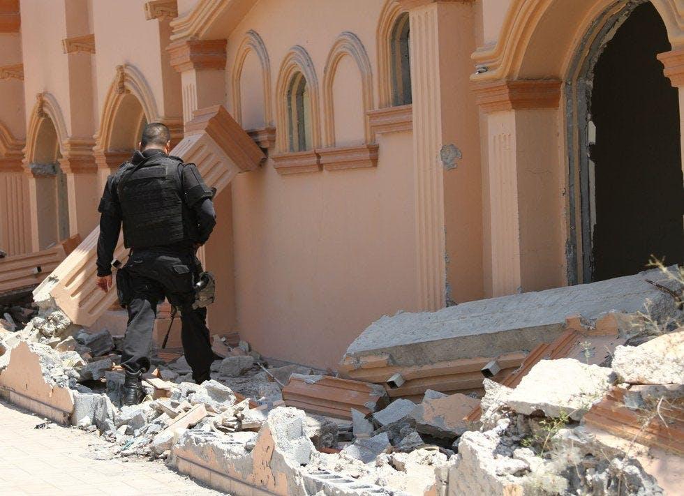 Matanza en Allende Coahuila.