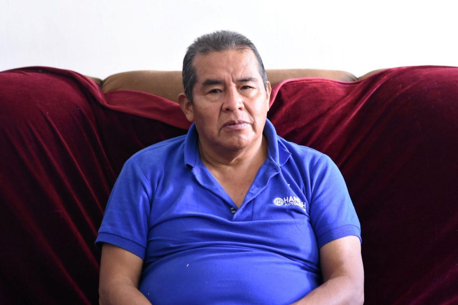 Treviño Martínez trabajador de Electrolux.