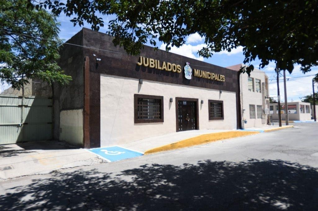 Sede de Asociación de jubilados de Juárez.