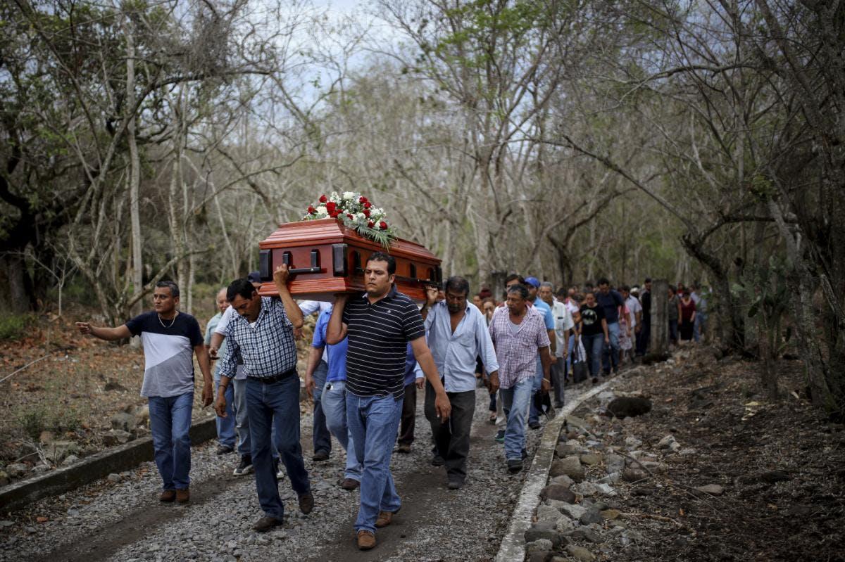 Desapariciones, fosa común, Huesca, Veracruz, Solecito