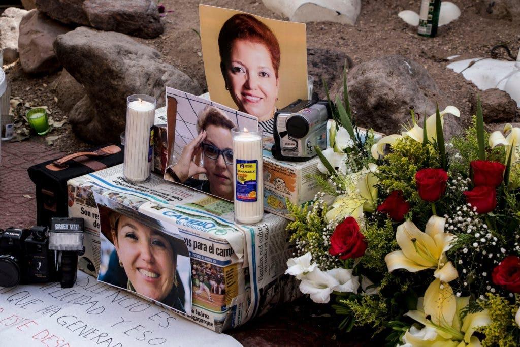 Miroslava Breach, Chihuahua, Chínipas, asesinato, Schultz