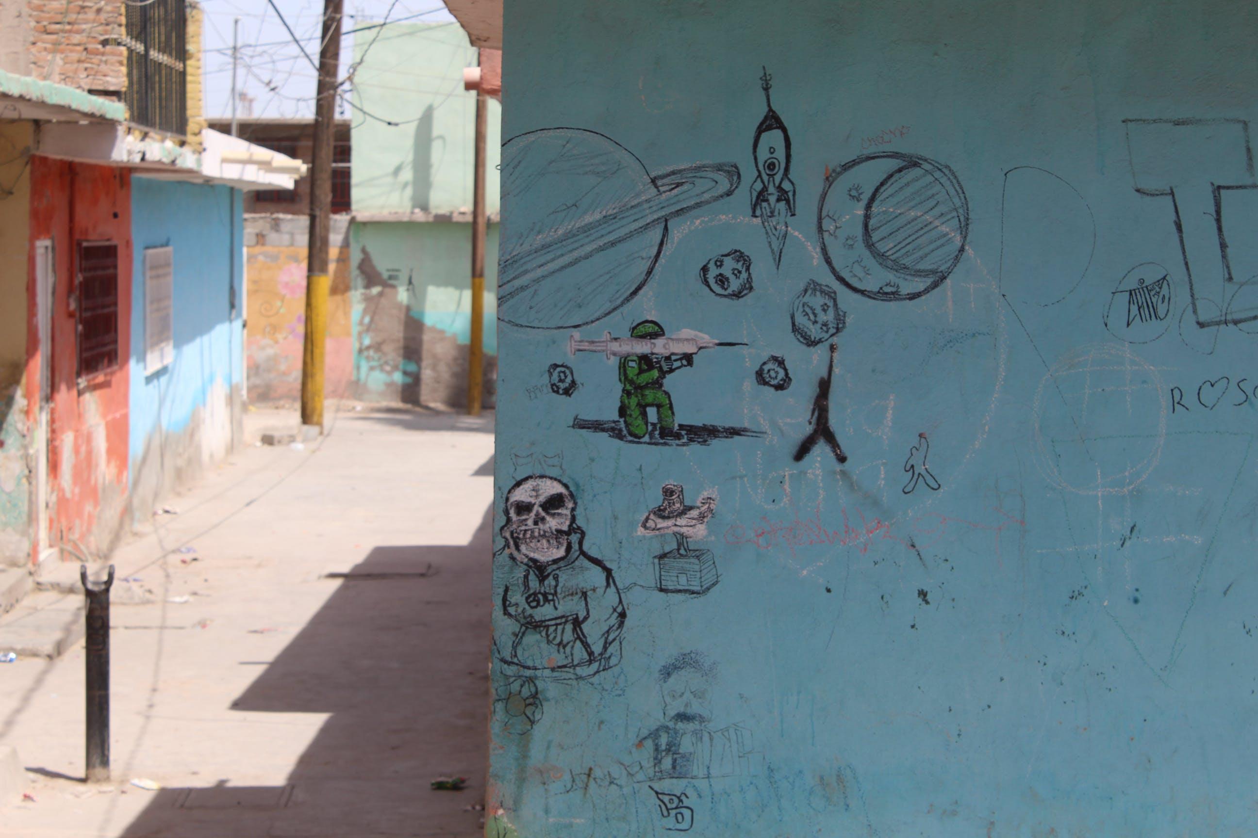 Colonia Nuevo México en Torreón, Coahuila.