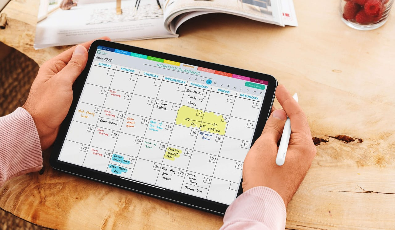 Digital Planner 101: A Beginners Guide to Electronic Personal Planners