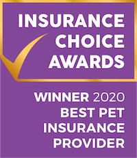 Best Pet Insurance Provider Award