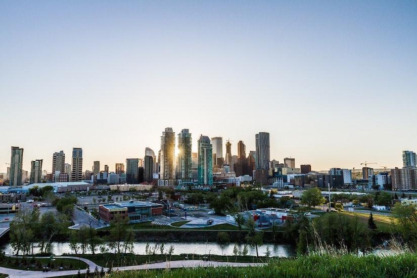 Consigne à bagage sur Calgary