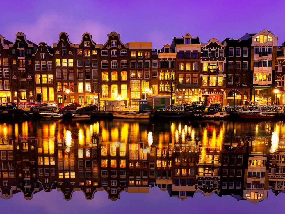 Consigna de Equipaje en Amsterdam