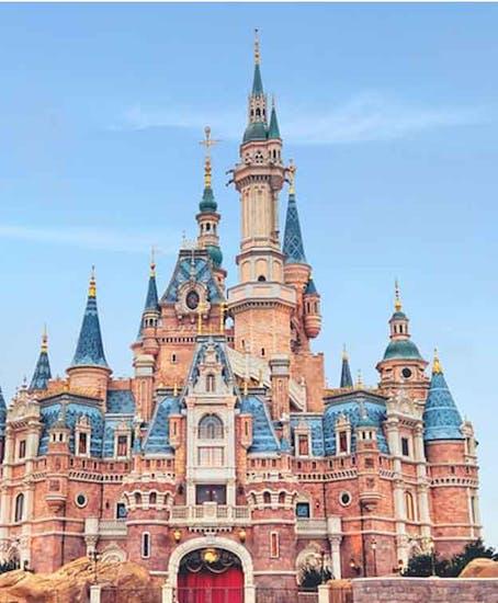 Luggage Storage Shanghai Disneyland