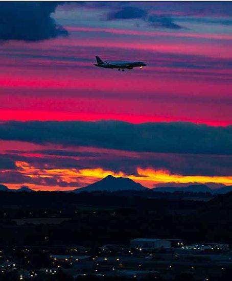 Хранение багажа в Edinburgh Airport