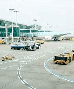 Incheon Airport (ICN)