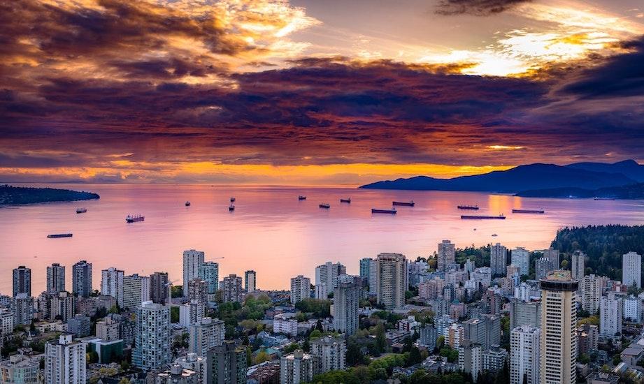 Consigne à bagage sur Vancouver