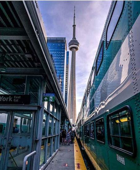 Luggage Storage Toronto Union Station