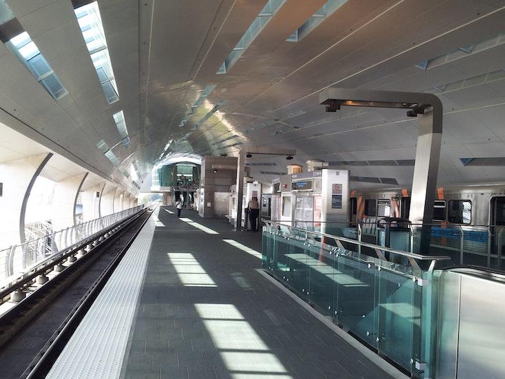 Depósito de Bagagem Aeroporto Internacional de Miami
