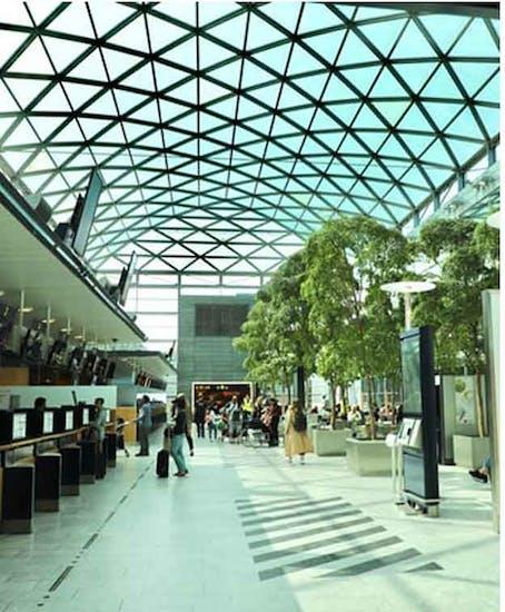 Luggage Storage Copenhagen Airport