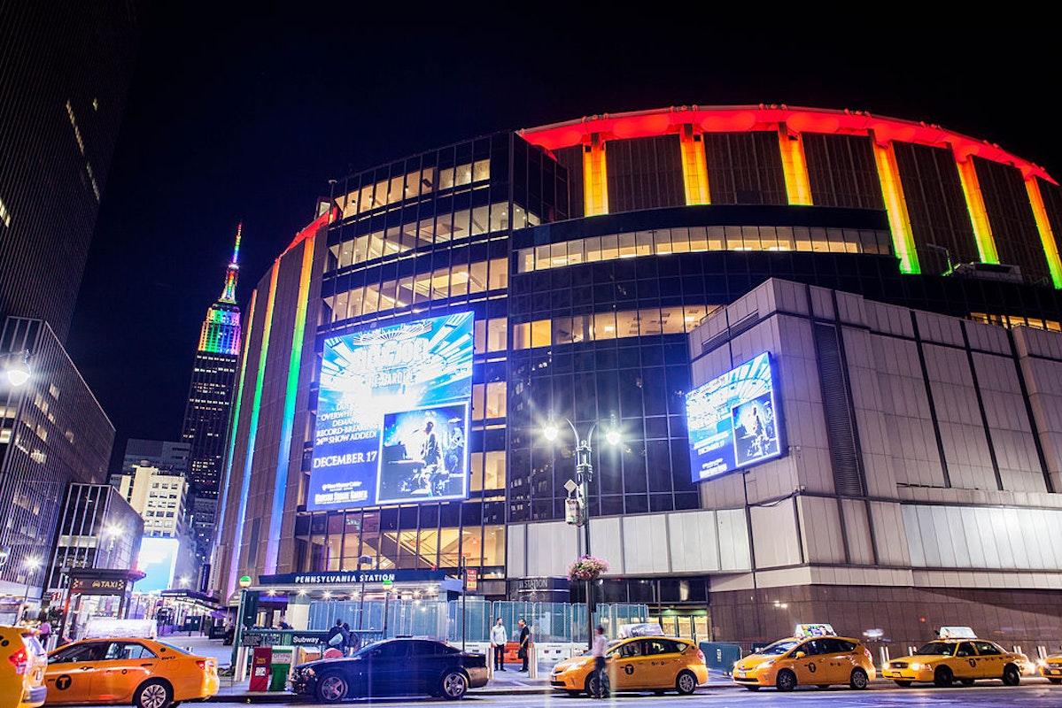Consignación de Equipaje en Madison Square Garden