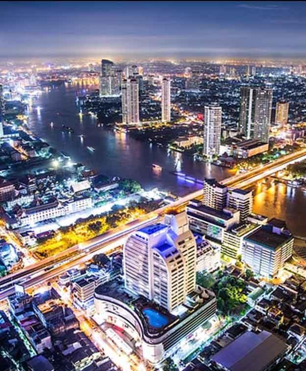 Consigne à bagage sur Bangkok