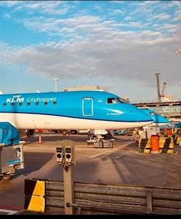 Flughafen Amsterdam (AMS)