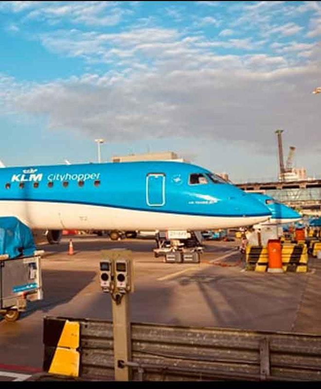 암스테르담 공항 (AMS) 짐 보관소