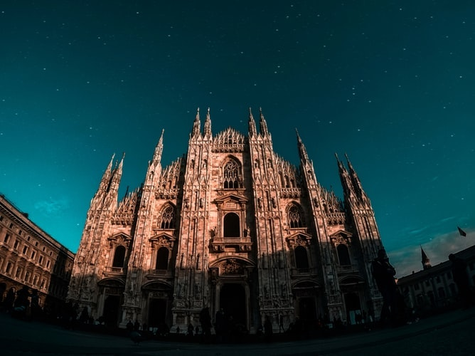 Consigna de Equipaje en Milán