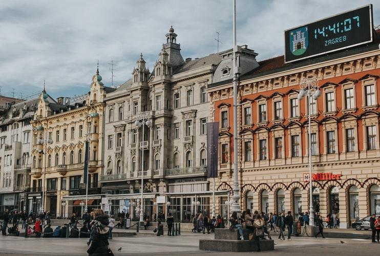 Deposito Bagagli a Zagabria