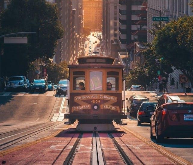 Хранение багажа в Сан-Франциско