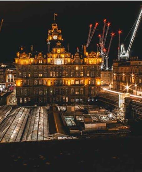 Luggage Storage Waverley Station Edinburgh