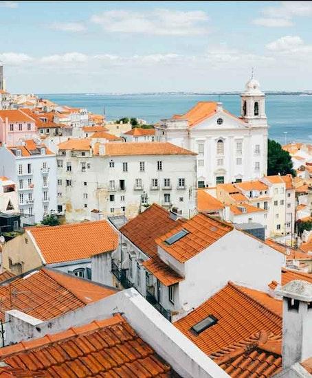 Consigna de Equipaje en Lisboa