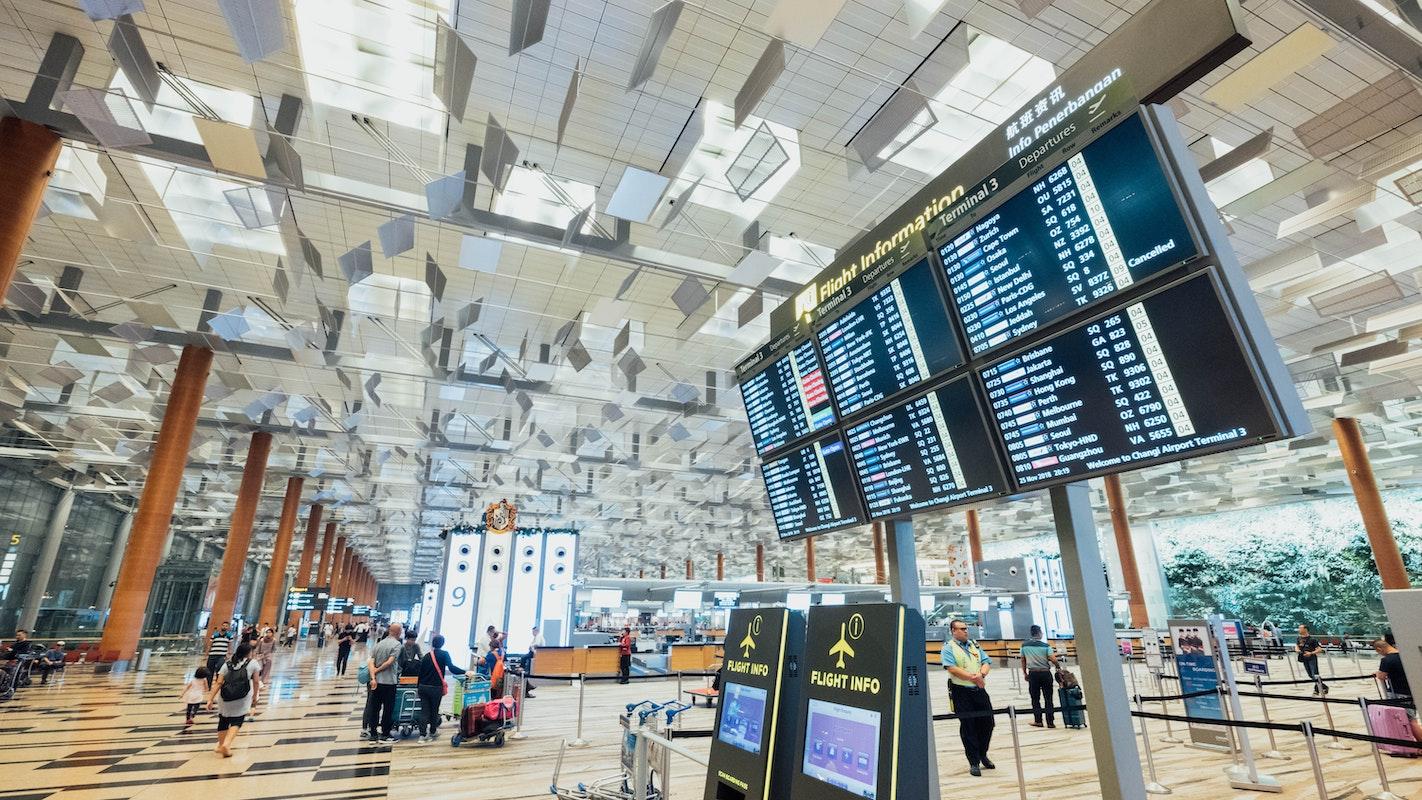 Хранение багажа в Аэропорт Логан (BOS)