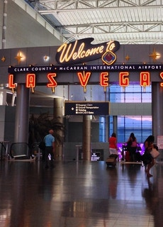 McCarran International Airport (LAS)
