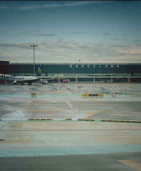 Depósito de Bagagem Barcelona Airport
