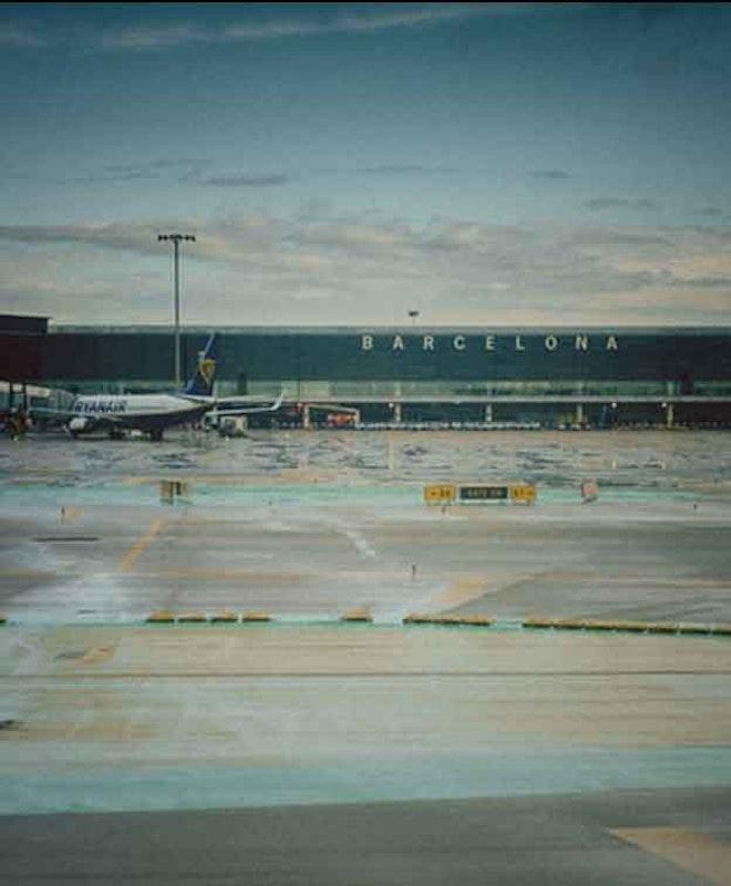手荷物預かりバルセロナ空港(BCN)