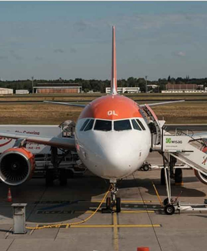 Depósito de Bagagem Aeroporto Tegel de Berlim