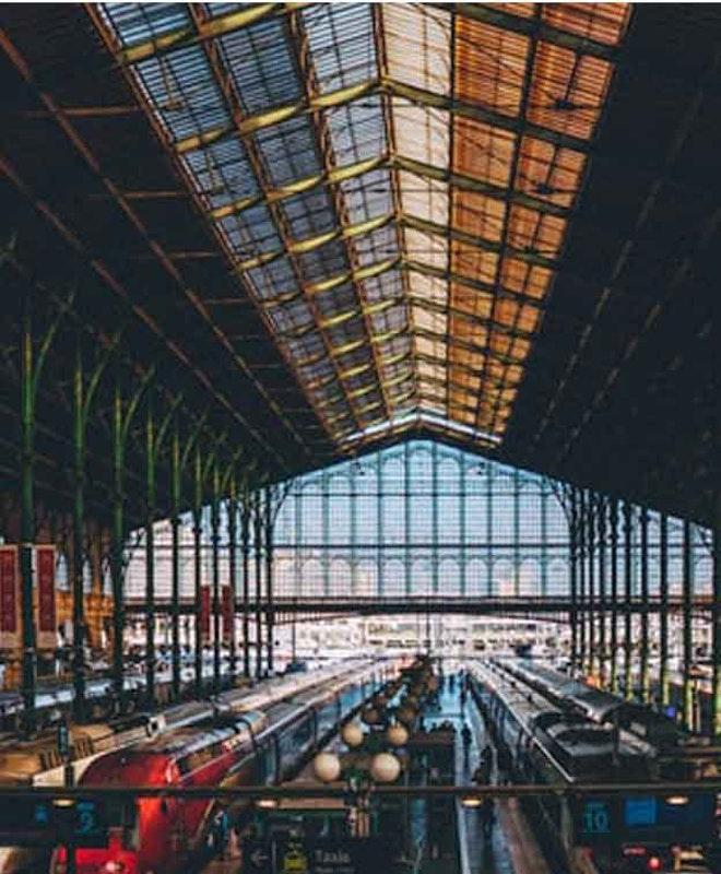 Хранение багажа в Станция Гар-дю-Нор