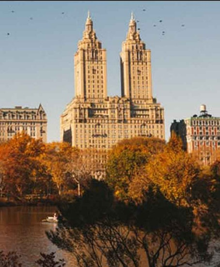 Luggage Storage Central Park