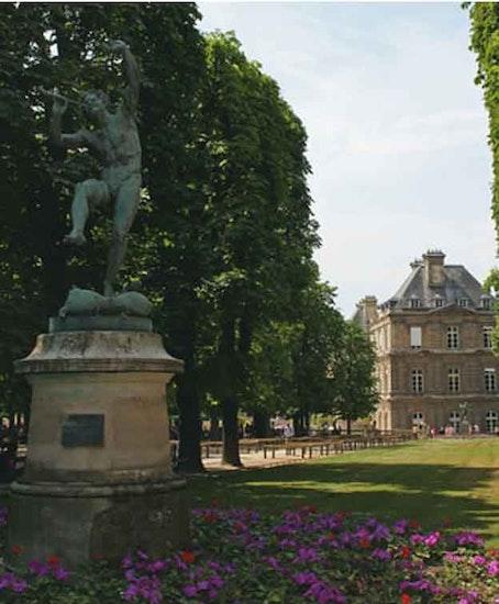 Deposito Bagagli presso Luxembourg Paris
