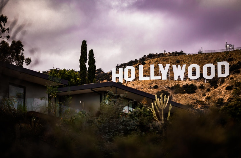 Depósito de Bagagem Hollywood