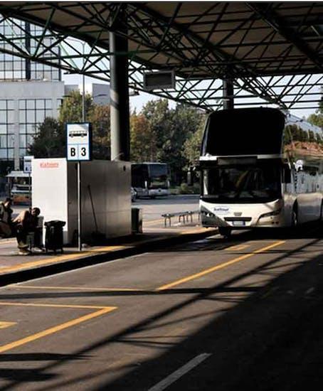 Luggage Storage Lampugnano Bus Station