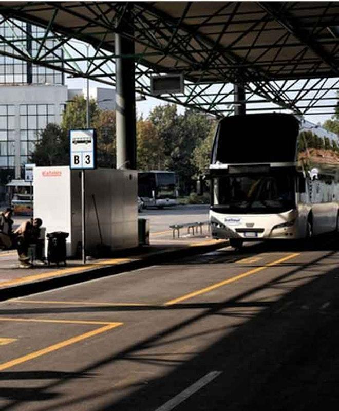 Deposito Bagagli presso Autostazione di Lampugnano