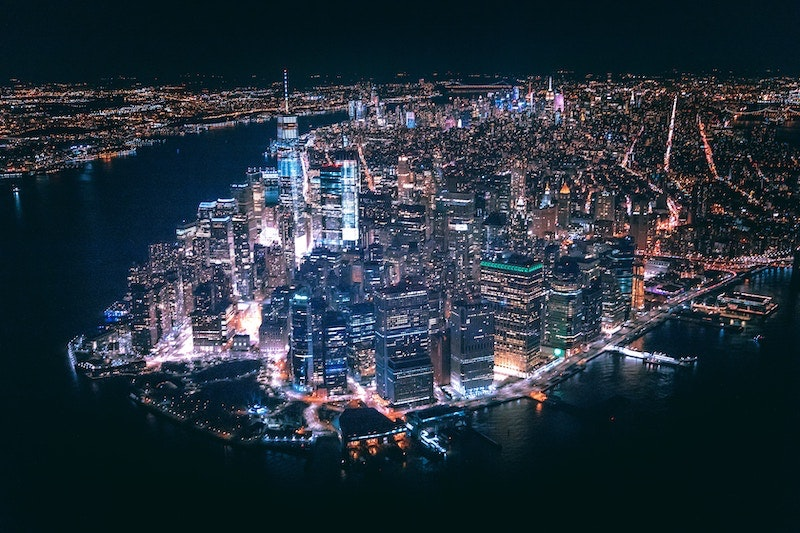 New York City Landscape