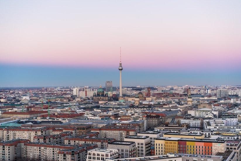 Depósito de Bagagem em Berlim
