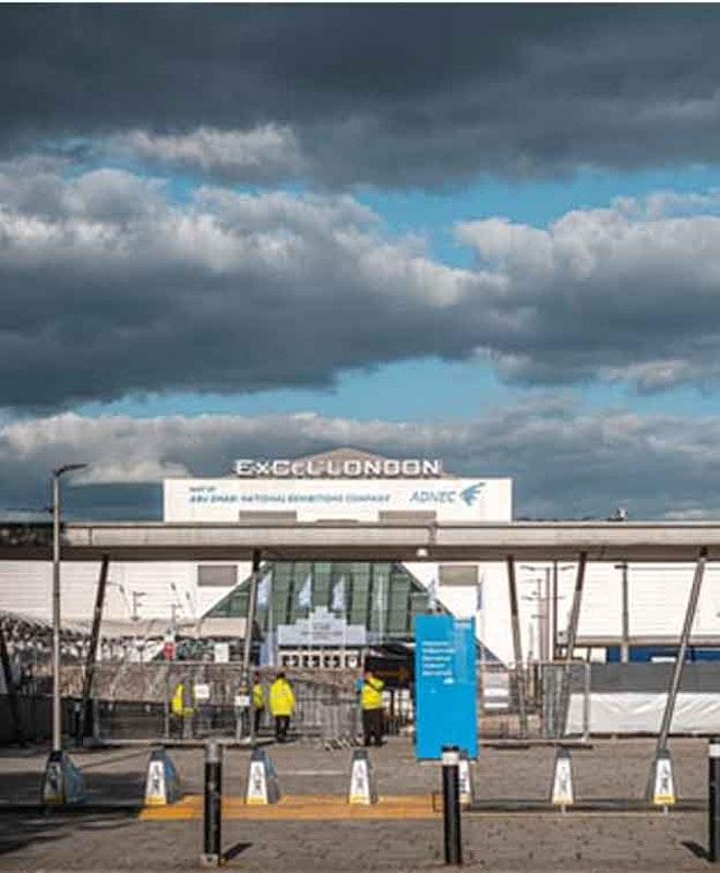 Хранение багажа в ExCel Лондон