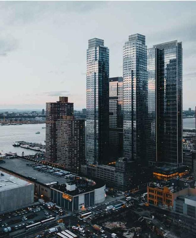 Depósito de Bagagem Manhattan