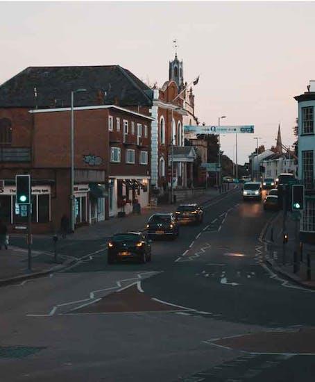 Consigna de Equipaje en Exeter