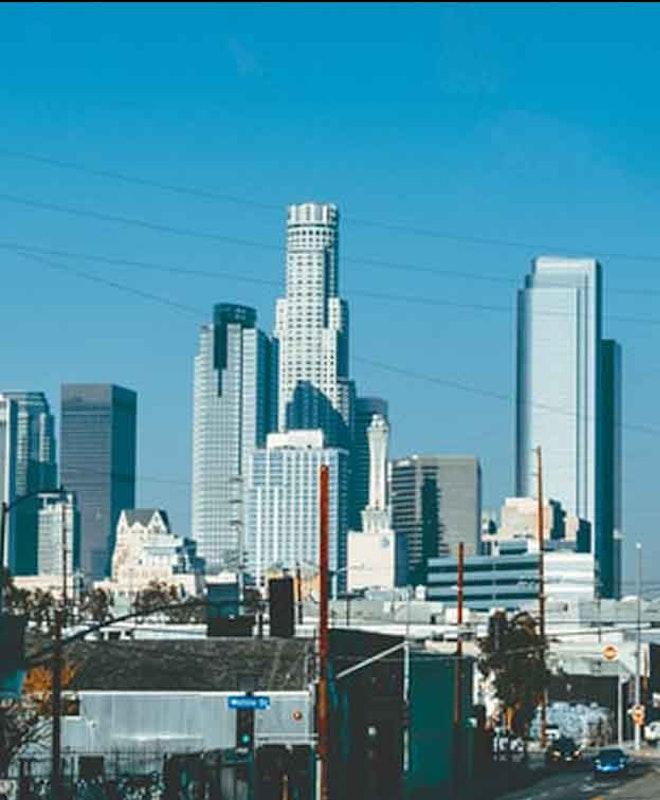 Consignación de Equipaje en Centro de Los Ángeles