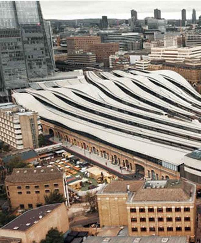 Deposito Bagagli presso Stazione di London Bridge