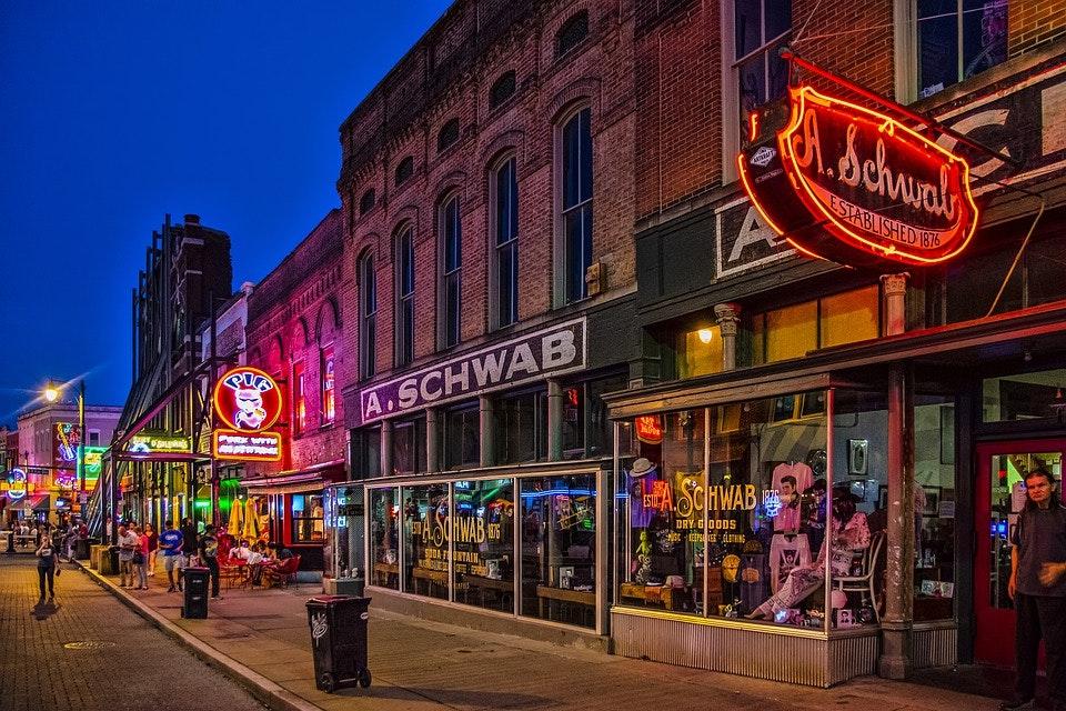 Consigna de Equipaje en Memphis
