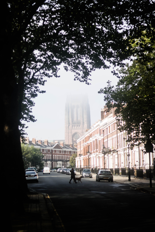 Church Tower, Liverpool, UK