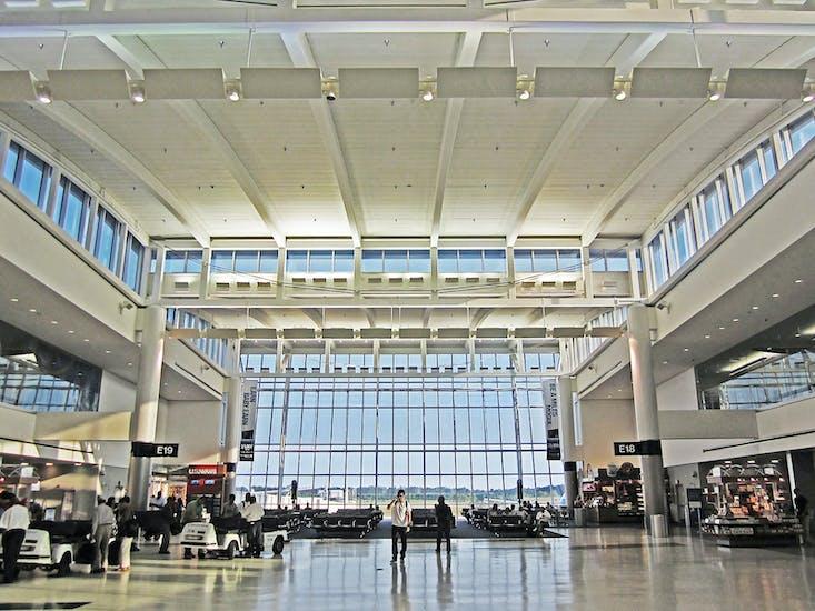 Luggage Storage George Bush Intercontinental Airport   Houston