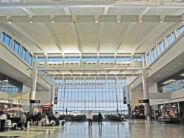 Luggage Storage George Bush Intercontinental Airport - Houston